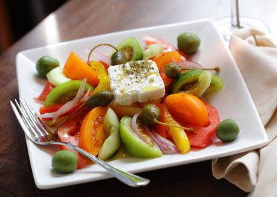 Nektar Heirloom Tomato Salad