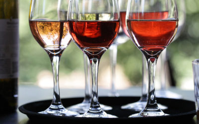 Rosé Wines and Spring Tapas